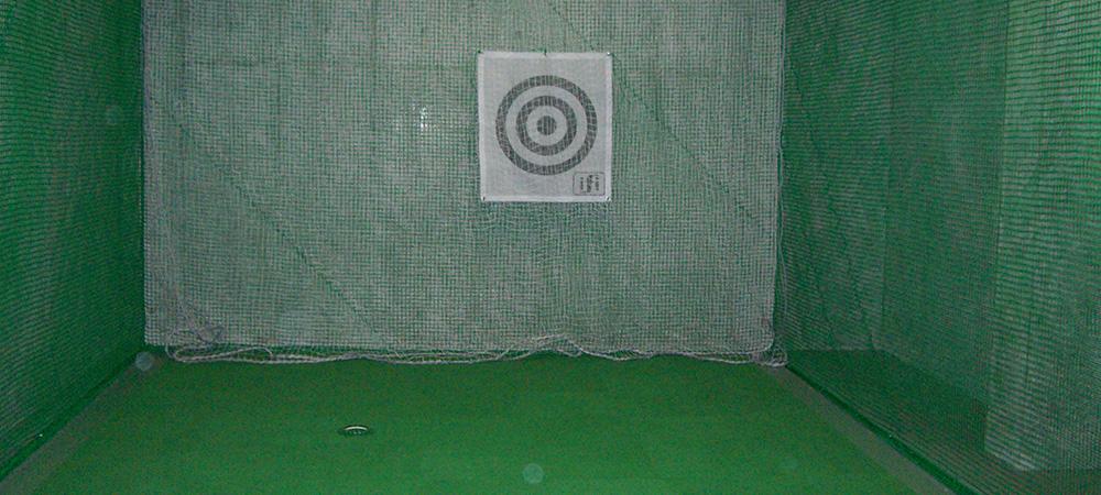 室内ゴルフ練習場工事